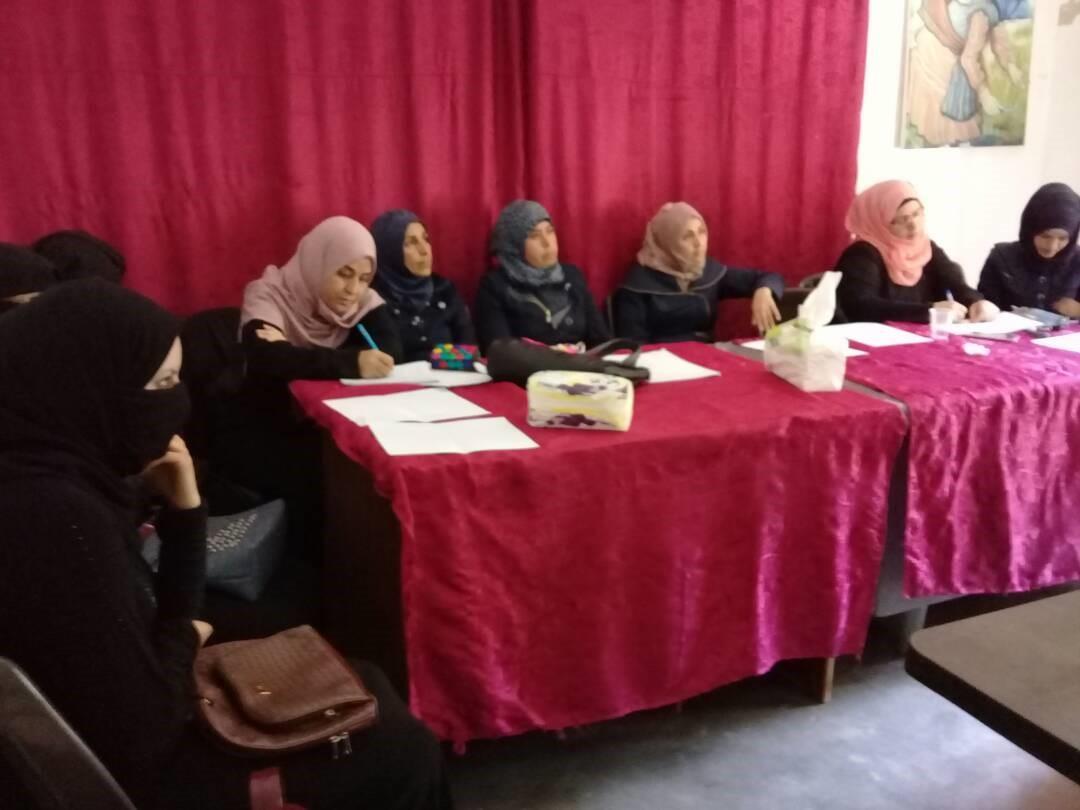 Women Political Empowerment – Idlib