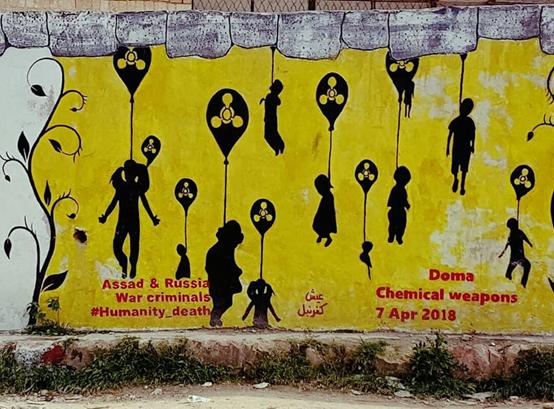 """""""Live"""" Graffiti Campaign"""