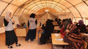 raising-the-political-awareness-at-sinjar-camp1