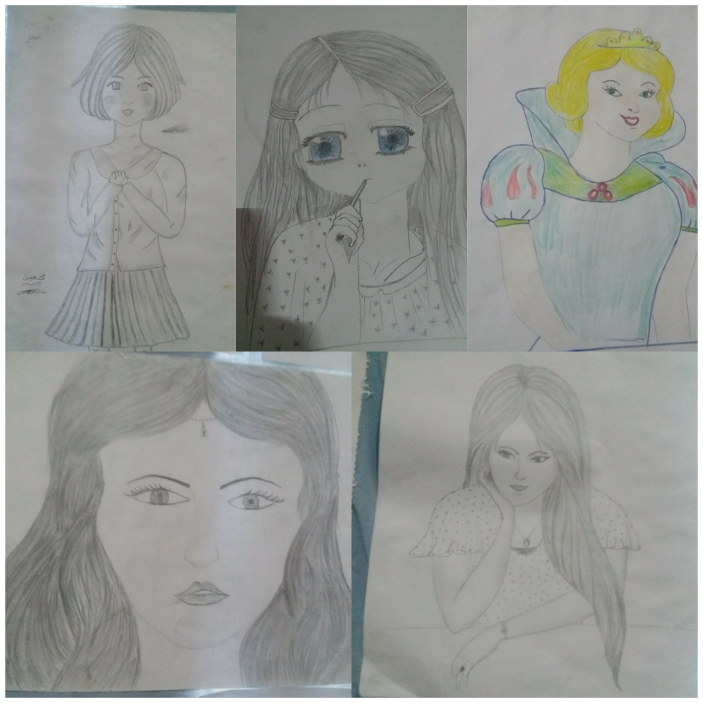 Drawing Exhibition for Children in Has, Idlib4