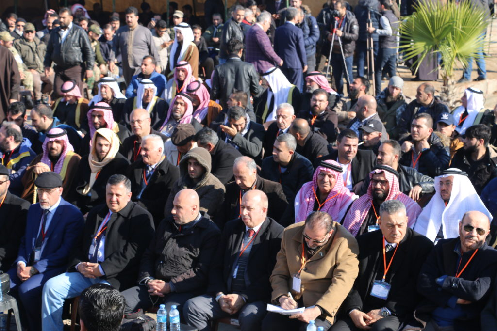 First Syrian Tribes Council Meeting2