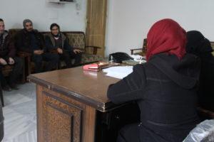 Maaret AlNouman Local Council Election4