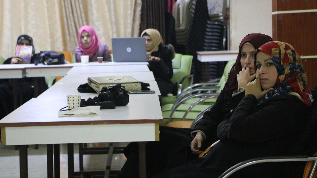 Media & Photojournalisim Training in Idlib1