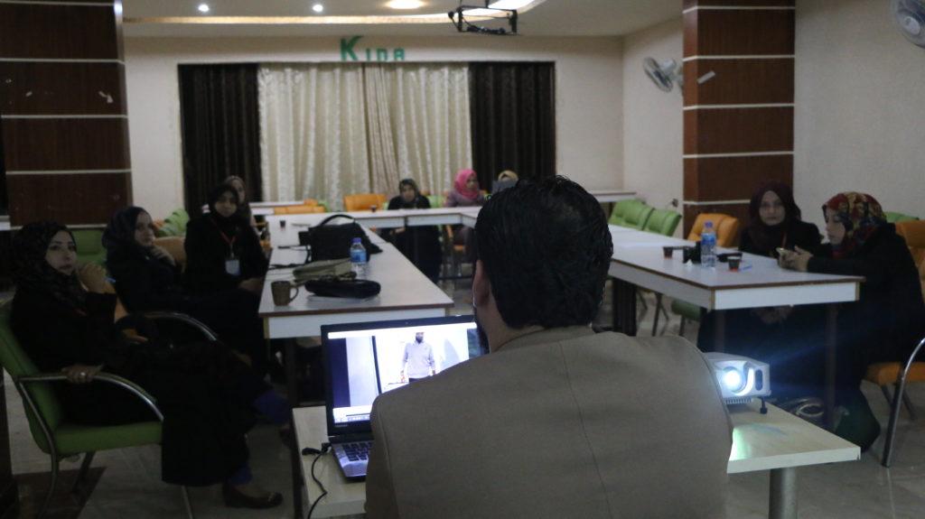 Media & Photojournalisim Training in Idlib3