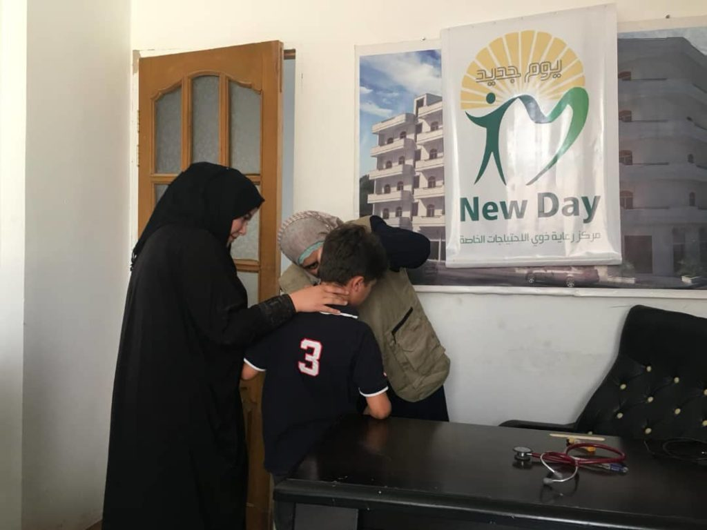 New Day Center A Success story may comes to its end2