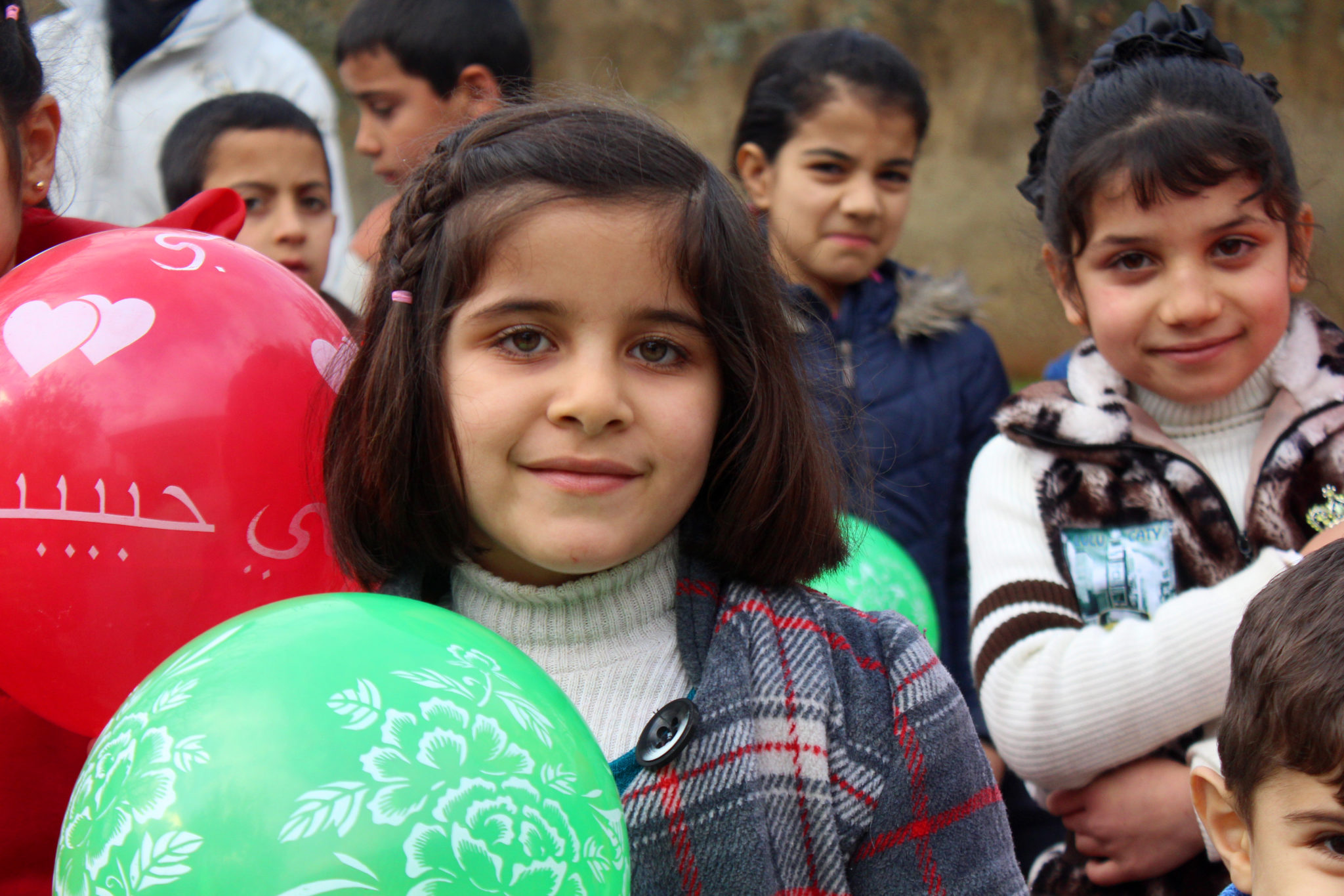 Self-Education Centers in Northern Syria