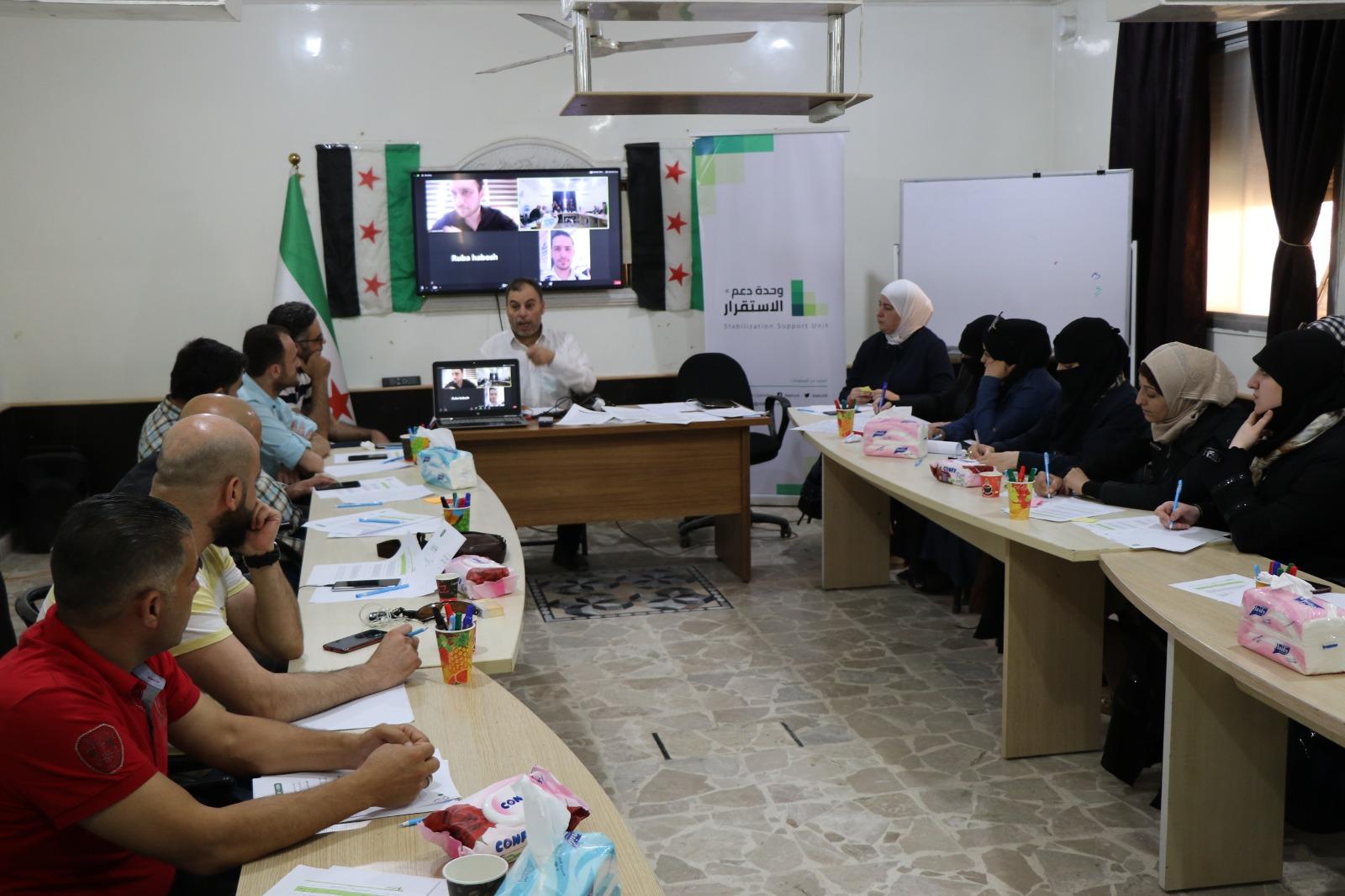 Syria    Media Freedom & Journalist Protection Workshop
